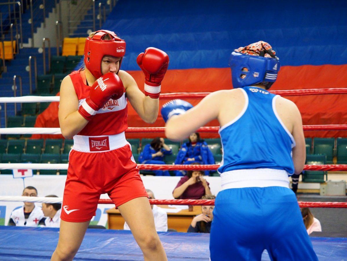 Секции по боксу для девушек в спб
