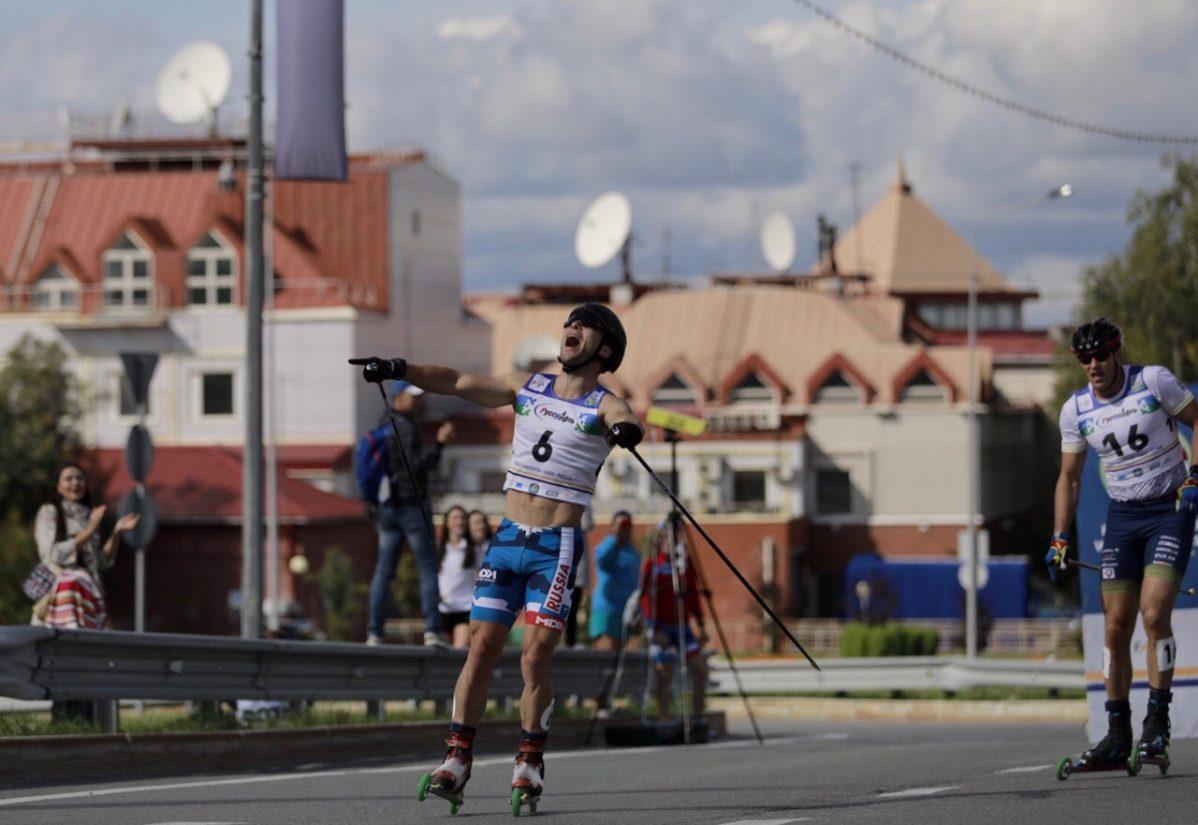 Победный финиш Анисимова