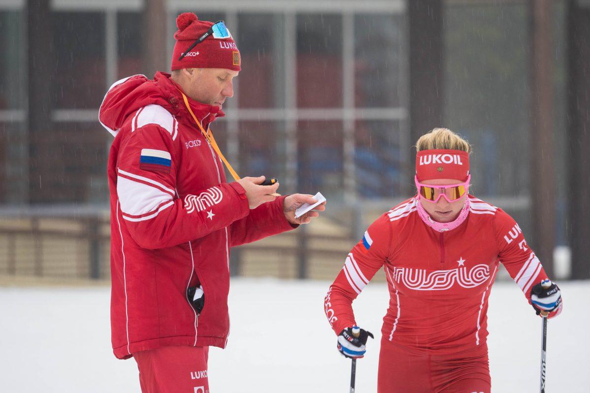Андрей Нутрихин и Татьяна Сорина