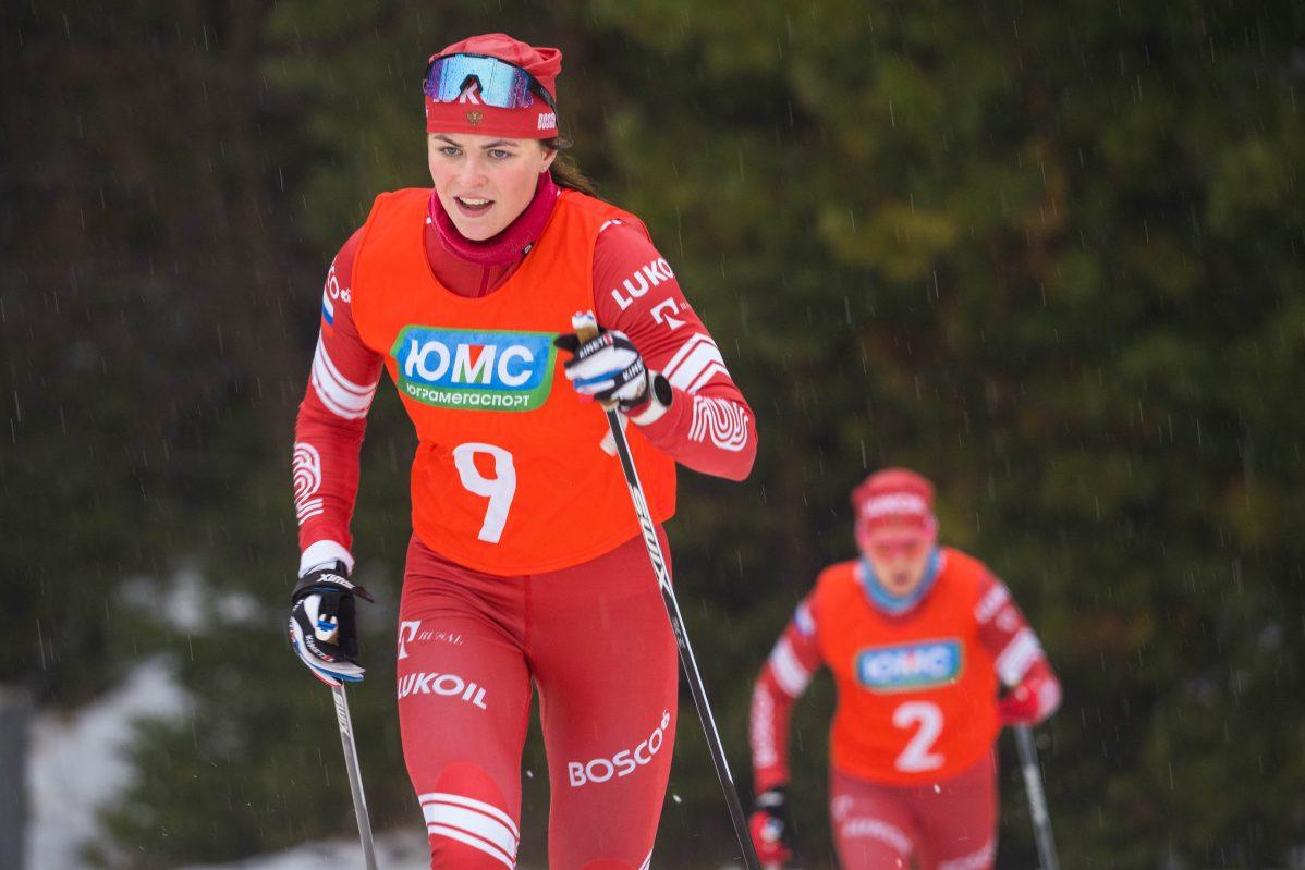 Анастасия Фалеева